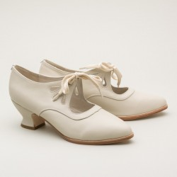 Gibson  Shoes -Ivory