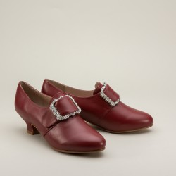 Kensington Shoes - Oxblood