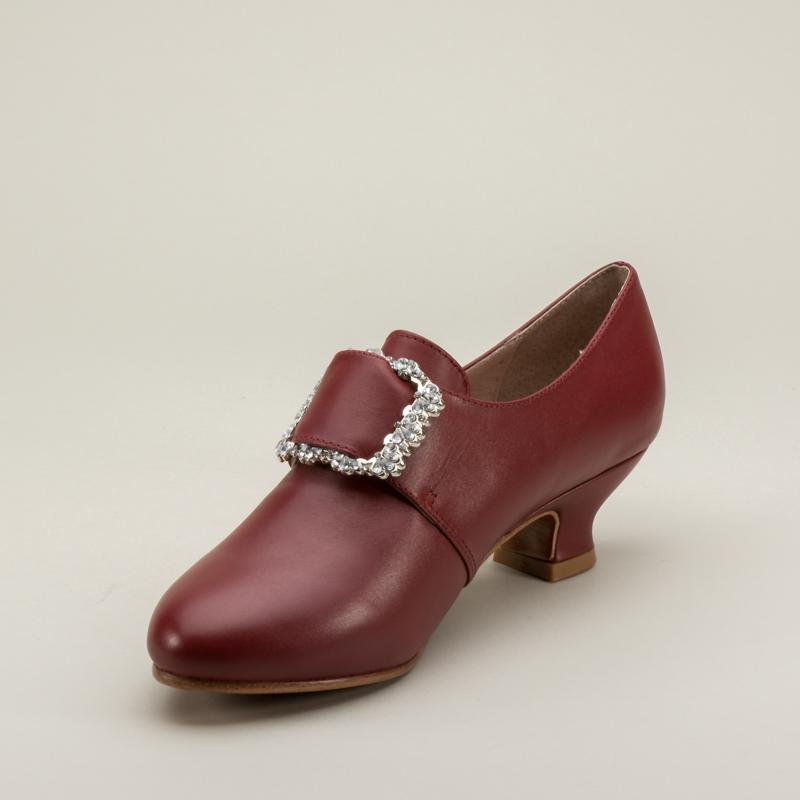 55d5508d62275d Kensington Shoes - Oxblood