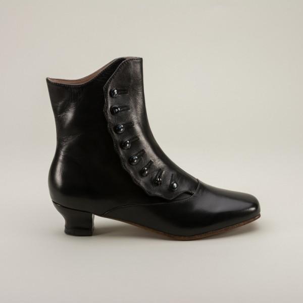 Renoir Button Boots