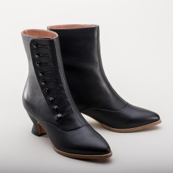 Tavistock Ladies Button Boots