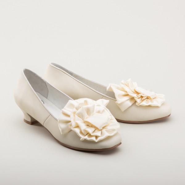 Tissot Shoes - Ivory