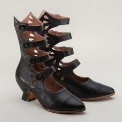 Colette Button Boots