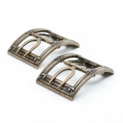 Cavendish Shoe Buckles